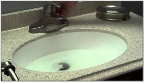 Drano To Clean Bathtub by Clogged Bathroom Sink Drano