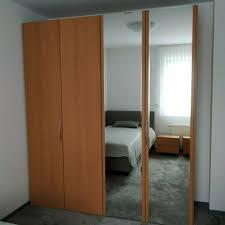hülsta sonno kleiderschrank buche plus anbauelemnte schlafzimmer