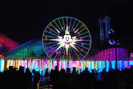 90th Anaheim Halloween Parade by Disneyland U0027s 60th Anniversary Celebration U2013 The Falcon U0027s Flyer