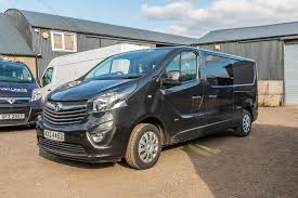 Vauxhall Vivaro Double Cab And Carpet 1 Van Line NI Tags