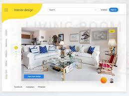 100 Interior Design Website Ideas By Guldana Murtuzova Dribbble Dribbble