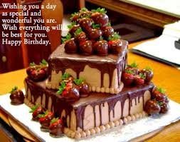 Special Birthday Greetings