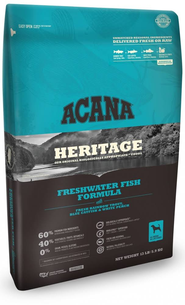 Acana Dog Food - Freshwater Fish