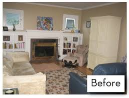 Dining Living Room Makeover