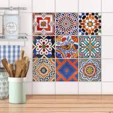 fliesenaufkleber für die küche creatisto
