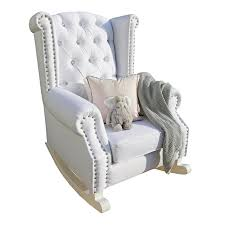 Rocking Chair- Ava White W Crystal Buttons Boston Nursery Rocking Chair Baby Throne Newborn To Toddler 11 Best Gliders And Chairs In 2019 Us 10838 Free Shipping Crib Cradle Bounce Swing Infant Bedin Bouncjumpers Swings From Mother Kids Peppa Pig Collapsible Saucer Pink Cozy Baby Room Interior With Crib Rocking Chair Relax Tinsley Rocker Choose Your Color Amazoncom Wytong Seat Xiaomi Adjustable Mulfunctional Springboard Zover Battery Operated Comfortable