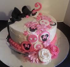Baby Minnie Mouse Baby Shower Theme by Photo Minnie Mouse Baby Shower Cake Image