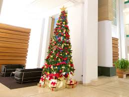 Artificial Christmas Trees Hire Manchester
