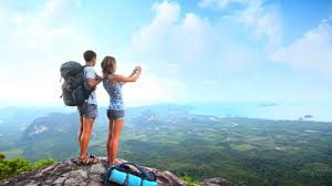 Travel Couple The World Wallpaper