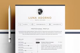 Professional & Clean Resume Template ~ Cover Letter ... The Best Free Creative Resume Templates Of 2019 Skillcrush Clean And Minimal Design Graphic Modern Cv Template Cover Letter In Ai Format Cvresume Design In Adobe Illustrator Cc Kelvin Peter Typography Package For Microsoft Word Wesley 75 Resumecv 13 Ptoshop Indesign Professional 2 Page File 7 Editable Minimalist Free Download Speed Art