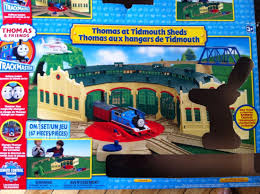 Thomas And Friends Tidmouth Sheds Wooden Railway by Best Thomas At Tidmouth Sheds Trackmaster Train Set Price Reduced