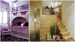 Small Space Bedroom Interior Decoration Of Design Furniture