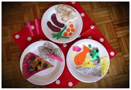 Arts And Crafts For Kids With Paper Plates