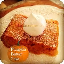 Pumpkin And Cake Mix Dessert by Pumpkin Butter Cake Easy Fall Desserts Basilmomma