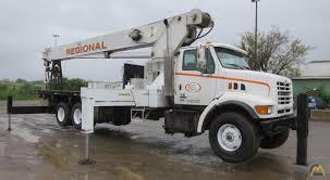 100 Two Ton Truck Manitex 30124C 30 Boom Crane For Sale