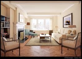 Classic Inspiration Decorating Living Room