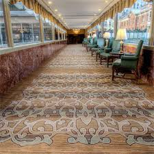 China Tufted Carpets Custom Design Soft Fireproof Hotel Home Luxury Wall To Carpet