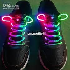 led shoelace light up shoe laces laser shoelaces fashion