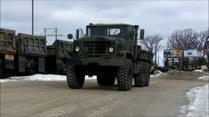 100 5 Ton Military Truck M923 6x6 Cargo YouTube