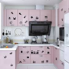Removable Kitchen Decoration Tools Wall Sticker Home Art Decal Vinyl Decor DIY Dining Room
