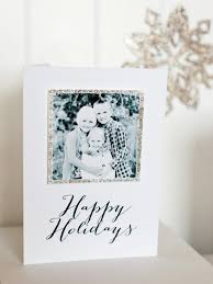 How To Make A Handmade Holiday Photo Card