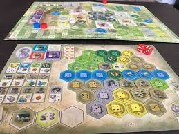 A Bland Theme Dry Artwork Chintzy Components And Some Of The Best Gameplay You Can Find In Board Game For Our Money This Is Legendary Designer Stefan