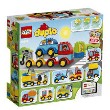 LEGO 10816 Duplo My First Cars And Trucks: LEGO: Amazon.co.uk: Toys ... Amazoncom Lego Juniors Garbage Truck 10680 Toys Games Wilko Blox Dump Medium Set Toy Story Soldiers Jeep Itructions 30071 Rees Building 271 Pieces Used Good Shape 1800868533 For City 60118 Youtube Ming Semi Lego M_longers Creations Man Tgs 8x4 With Trailer Truck At Brickitructionscom Police Best Resource 6447