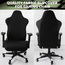 Slipcover For Gaming Chair - Smooth & Comfortable Fabric ... Artiss Office Computer Desk Study Gaming Table Racing Racer Chair Desks Laptop Best Gaming Chairs Pc Gamer Design Ideas To Elevate Your Workspace Comfort 20 Mustread Before Buying Gamingscan Us 700 New High Quality Office Computer Chair Fabric Lifting Children Fashion Executive Comfortable Free Shippgin Secretlab Titan Softweave Review Titanic Back The Gear For Streamers Esports Or Gamers Cheap With Find Yo Kiwi Boss Seat Study Table Executive Swivel With Speakers In Windows Central Black And White Home