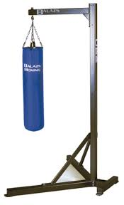 Everlast Heavy Bag Ceiling Mount by Balazs Boxing Online Gear Universal Boxing Stands Ubs1h