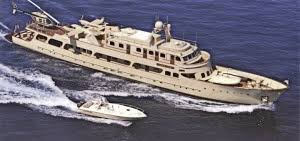 nadine yacht sinking plane crash the wolf of wall s yacht was like a sea base