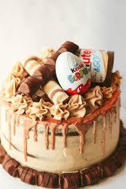 kinder cake kinder cake kinder bueno kuchen kinder
