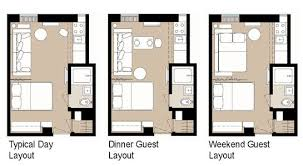 Images Small Studio Apartment Floor Plans by Studio Apartment Layouts Waterfaucets