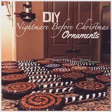 Nightmare Before Christmas Halloween Decorations Diy by Best 25 Diy Halloween Ornaments Ideas On Pinterest Halloween