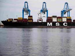100 10 Wide Shipping Container Federal Authorities Seize Cargo Ship In Probe Tied To Philly Cocaine