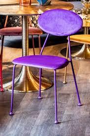 stuhl the froggy purple esszimmerstuhl stühle