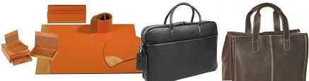 parure bureau de bureau accessoires de maroquinerie de luxe