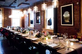 VENUE The Kitchen Table NYC
