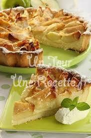 recette dessert aux pommes tarte aux pommes recette facile un jour une recette