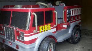 100 Kid Trax Fire Truck Battery Avigo Battery