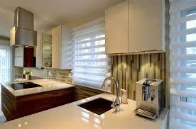 cuisine moderne en u modèle de cuisine en u 3 indogate cuisine moderne blanc et bois