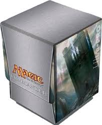 Magic The Gathering Edh Deck Box by Ultra Pro Command Tower Box Magic The Gathering Commander 100