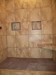 Tile Redi Niche Thinset by Stick Pencil Tile Around Niche With Grout Ceramic Tile Advice