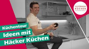 küchentour mit küchen ideen für deine küchenplanung design mit häcker küchen
