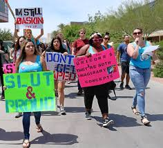 UNLV Students Protest Rape Culture In 'No More Shame Slut Walk ...