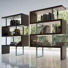 dividing a room with bookshelves 310 rambler modern living