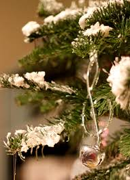 Christmas Tree Flocking Kit by Mockingbird Cottage Homemade Christmas Tree Flocking