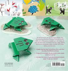 Origami Animal Friends 9781782494225 Hr Back