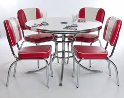 Large Size Of Chaircontemporary Retro Kitchen Chairs 50s Style Table Set