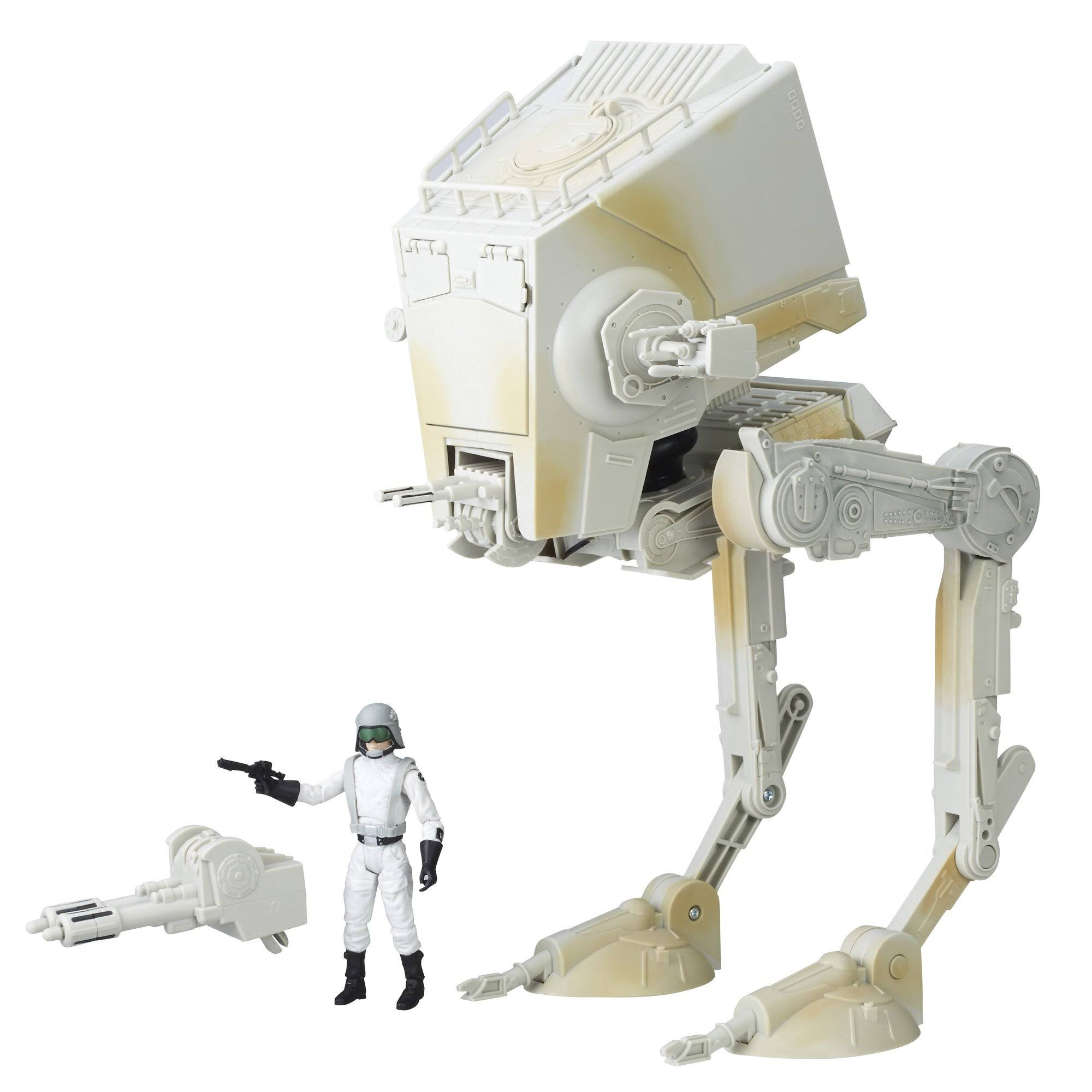 Star Wars The Black Series Imperial AT-AT Driver Figure
