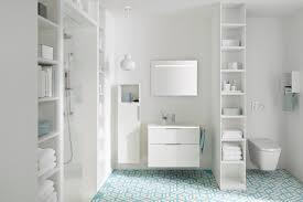burgbad eqio design und stauraum auch im kleinsten bad